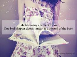 New Chapter In Life Quotes New Chapters Of Life Quote Quotes