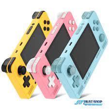Máy Chơi Game Cầm Tay Retroid Pocket 2 Hệ Điều Hành Android 6.0 Chơi các  dòng game PS1/Dreamcast/N64