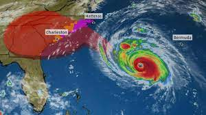 Tracking Hurricane Florence: 'Storm of ...