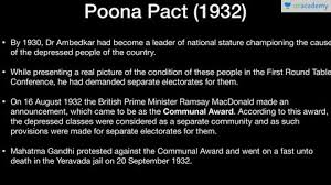 poona pact