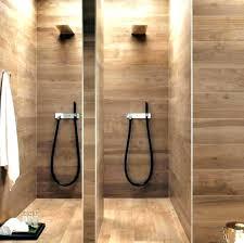 porcelain tile shower wood tile shower wall five wood plank tile shower walls wood tile shower