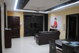 Tv Panel Designs For Living Room Residential Interior Design For Mrkeerthivarman Bollineni