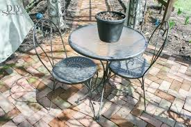Diy bistro table Cooler Gorgeous Diy Outdoor Bistro Table Outdoor Bistro Set Before And Afterdiy Show Off Diy Decorating Airsoftmogilev Gorgeous Diy Outdoor Bistro Table Outdoor Bistro Set Before And