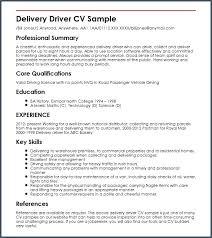 Driver Trucking Resume Popular Resume Format Drivers Job