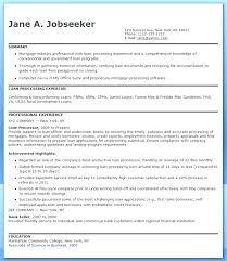 Cover Letter For Mortgage Loan Application Sample Resume For Loan