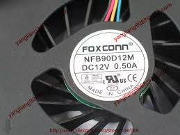 2017 for foxconn nfb90d12m dc 12v 0 50a 4 wire 4 pin connector shipping for foxconn nfb90d12m dc 12v 0 50a 4 wire 4 pin connector 80mm server cooling blower fan