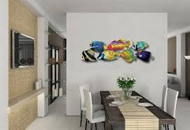 list price 189 99 on metal wall art decor tropical with tropical fish ii fish metal wall art decor from all my walls