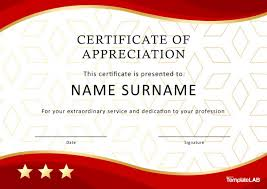 Certificate Of Participation Sample Design 30 Free