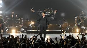 Lionel Richie At Global Event Center At Winstar World Casino