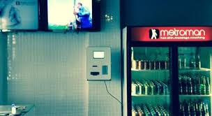 Bitcoin Vending Machine Stunning SA Gets First Bitcoin Vending Machine TechCentral
