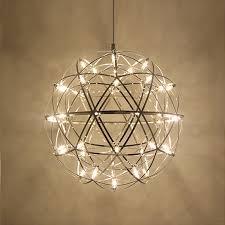 <b>LED</b> Ceiling Light <b>Ball Pendant</b> Light <b>Modern</b> Energy Saving 42/66 ...