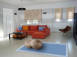 livingroom colors in greece white straw burnt orange grey and pale blue burnt orange living room furniture