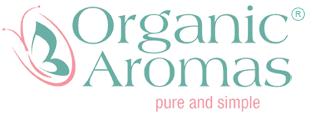 <b>Pure Organic Essential Oils</b> - <b>Organic</b> Aromas®
