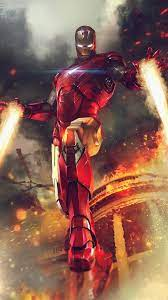 Iron Man 4K Wallpaper #4.212