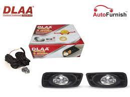 Dlaa Fog Light Lamp With Bulb For Honda City 2011 14