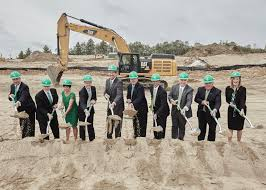 citizens bank interview questions glassdoor citizens bank photo of breaking ground at our new johnston ri campus
