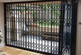 door security grilles north london