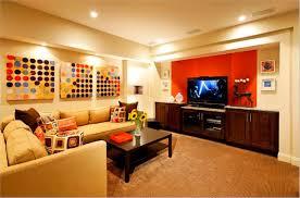 Cool Basement Design Ideas Terrific Basement Decorating Ideas On A Budget Cool Basement
