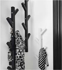 Black Wall Coat Rack Coat Racks astonishing vertical wall coat rack Standing Coat Rack 97