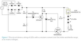 driver circuit lights architectural and interior leds edn driver circuit lights architectural and interior leds figure 1