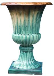 Decorative Garden Urns Decorative Large Plastic Garden Urn Tall Planters Pot Wholesale 25