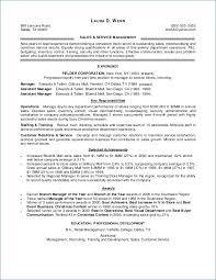 Store Manager Job Description Resume Resume Writing Service