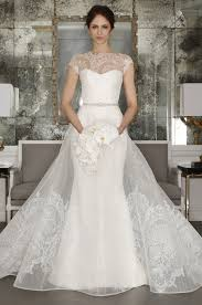 our favorite wedding dresses from bridal fashion week are off the