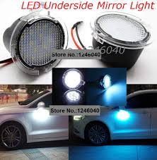 2015 Lincoln Mkc Welcome Lighting Car Rover Side Rear View Mirror Puddle Lights Ghost Shadow
