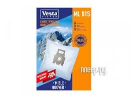Купить <b>Мешки пылесборные Vesta Filter</b> ML 01 S по низкой цене ...