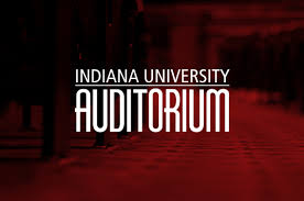 Iu Seating Chart Seating Chart Indiana University Auditorium