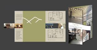 apartment brochure design. Community Brochure Apartment Design T