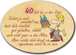 40 Geburtstag Mann Spruch Spruchwebsite