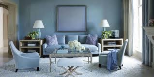 blue living rooms interior design. Simple Blue Venetian Plaster Walls Blue Living Room In Blue Living Rooms Interior Design O
