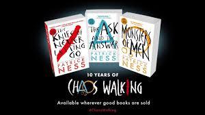 Chaos Walking Book Trailer ...