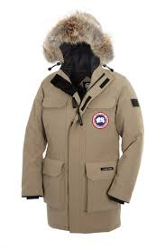 CQN57 OmniShield New Jackets Canada 6j 2 Fur djKH Goose Citadel Parka Men  heet tan3