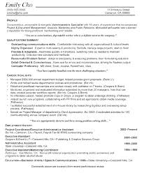 Project Coordinator Resume Templates Accomplishments Telecom Samples