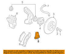 general motors abs system parts for cadillac deville ebay Abs Pump Wiring Harness 1997 Deville gm oem abs anti lock brakes front speed sensor 19259629 (fits cadillac deville) ABS Wiring Harness Dorman
