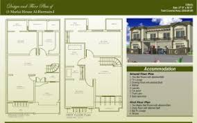 Small Picture 5 Marla house Plans Civil Engineers PK