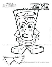 Responsibility Coloring Pages At Getdrawingscom Free For Personal