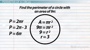 How To Find Perimeter From Area Video Lesson Transcript Study Com