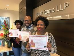 Blank Rome's Houston Office Hosts Martin Luther King Jr. Day of Service  Initiatives | Blank Rome LLP