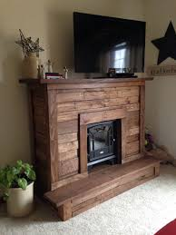 fake fire insert for fireplace