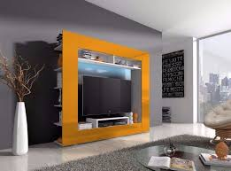 TV Wall Unit Vanessa / Free LED / TV Stand / Living Room Furniture / High
