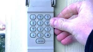 garage opener key pad reprogram garage keypad reprogram genie garage door opener genie garage door reprogram