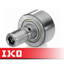 Cf6br Iko Cam Follower 16mm Crowned Roller Stud M6x1 Thread