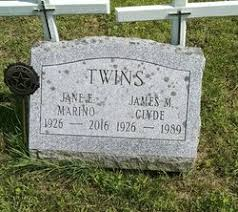 Jane Eliza Clyde Marino (1926-2016) - Find A Grave Memorial