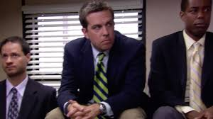 The Office The Merger S3e8 The Merger Who Is The Guy To Andys Right If All The