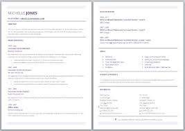 It Cv Template Best Resume