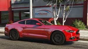2015 Ford Mustang GT [Add-On] - GTA5-Mods.com