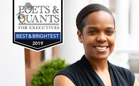 Poets&Quants for Execs | 2019 Best EMBAs: Leigh-Ann Webb, University of  Virginia (Darden)